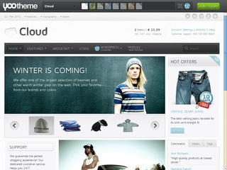 Cloud Flotte Wordpress webshop løsninger