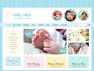 Cute Sweet Flotte Wordpress webshop løsninger